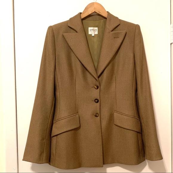 f07adfd74aa7 Armani Collezioni Jackets & Coats | Womens Blazer Jacket 6 | Poshmark